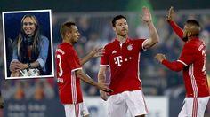 Nach Blitz-Trip - Ancelottis Frau sieht Bayern-Sieg