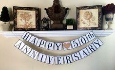 60th anniversary banner | 50th ANNIVERSARY Banner, 10th Year Anniversary, 30th Anniversary, 60th ...
