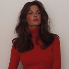 gif my gifs Model supermodel Stephanie Seymour I want to marry her Pretty Hurts, Pretty Face, Stephanie Seymour, My Hairstyle, Cool Hairstyles, Hair Inspo, Hair Inspiration, Fashion Inspiration, Alphaville Forever Young
