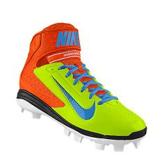 I designed these softball shoes at NIKEiD.