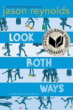 From National Book Award finalist and New York Times bestselling author Jason Reynolds comes a novel told in ten blocks, showing all the different directions a walk home can take. For readers ages New Books, Good Books, Books To Read, New York Times, Middle School Books, National Book Award, Reading Groups, Book Signing, Free Reading