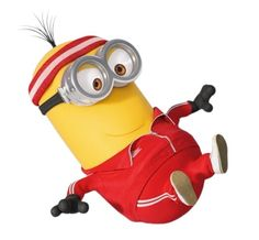 Despicable Minions, Hero, Animation, Cute, Fictional Characters, Kawaii, Animation Movies, Fantasy Characters, Motion Design