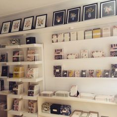 Rifle Paper Co. at the Northlight Pop Up Shop, 19 Beauchamp Place, London, SW3 1NQ.  From the 9th - 16th September 2015.
