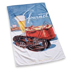 Clambake Towel