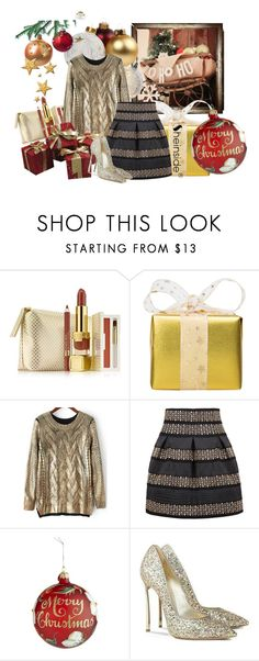 """""""Pretty sweet"""" by cackomzak ❤ liked on Polyvore featuring Estée Lauder, Pier 1 Imports and WithChic"""