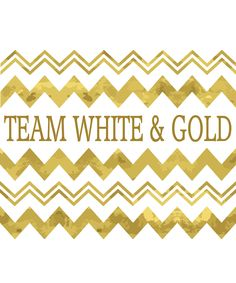 I'm team White & Gold! :) Look out for shirts and associated products coming soon. White Gold, People, Shirts, Products, Dress Shirts, People Illustration, Shirt, Gadget, Folk