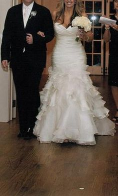 Lazaro Wedding Dress 3050