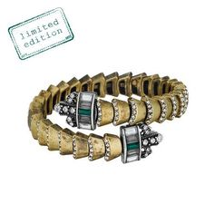Almost gone with less than 100 left this limited edition beautiful wrap bracelet fits most!  Get yours before it's gone forever!  #limitededition #chloeandisabel #bracelet #jewelry