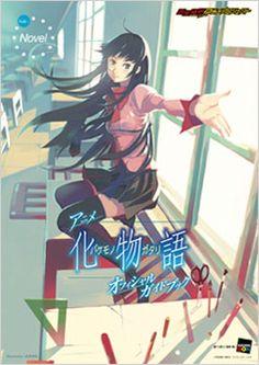 Senjougahara Hitagi - 表紙 SIDE:Novel