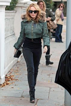 Kylie Minogue in House of Dagmar jeans