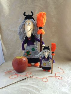 Ravelry: Mrs Witch pattern by Uljana Semikrasa