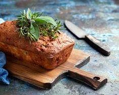 Pain de thon aux herbes Banana Bread, Menu, Cooking, Kitchen, Recipes, Food, Quiches, Casseroles, Mousse