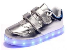 Earnest 2018 Led Ligths Flowers Baby Girls Casual Shoes The Princess Shoes Non-slip Soft Sports Shoes Toddler Glowing Kids Sneakers Baby Shoes Mother & Kids