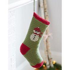 Free Easy Holiday Decor Crochet Pattern