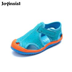 b26113be4 Children shoes 2018 new boys casual summer season sandals children s beach  shoes girls sandals Price