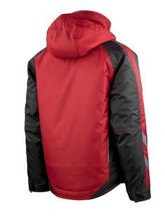 Geaca iarna rosie Mascot Frankfurt 2 Mascot Workwear, Frankfurt, Romania, Work Wear, Hoodies, Sweaters, Fashion, Outfit Work, Moda