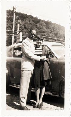 Lovers...1940's
