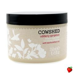 Cowshed Udderly Gorgeous Stretch Mark Balm 250ml/8.45oz #Skincare #Cowshed #NaturalIngredients #NaturalBeauty #Beauty #HotPick #FREEShipping #StrawberryNET