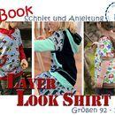 Ihr steht auf die Optik von T-Shirt auf Longsleeve? Mit dem mommymade LayerLook Shirt könnt Ihr Euren Kids mit nur einem Shirt den coolen Lagenlook verpassen! Ein raffinierter, bequemer...
