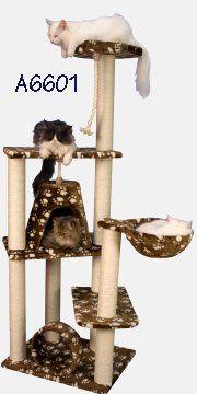 Armarkat Classic Cat Tree Model A6601