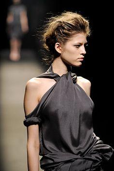 Paris Fashion Week S/S 2010 - Haider Ackermann