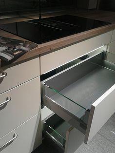 Nuevo cajón cocina. Nobilia Drawers, Decoration Home, Cooking