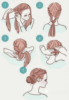 #HairstyleTutorial