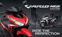 Honda Vario 125 eSP VS Yamaha Aerox 125 LC - http://bintangotomotif.com/honda-vario-125-esp-vs-yamaha-aerox-125-lc/