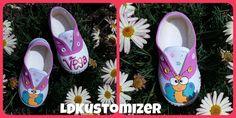 #shoes #zapas #flowers #butterfly #LDKustomizer