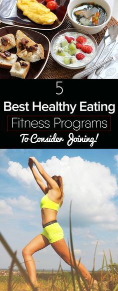 "We often get asked ""what are the best healthy living and fitness programs to join. Here's 5 most recommended programs from nutritonrealm. via @NutritionRealm"