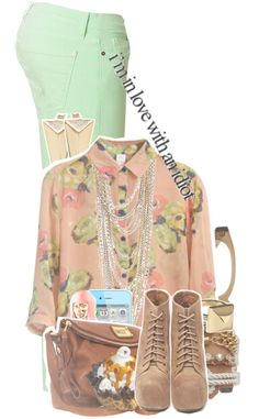 """This is Love"" by iluv-gir2 ❤ liked on Polyvore"