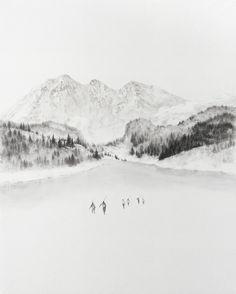 Unfamiliar Scenery - 파인아트