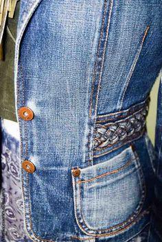 Vero Moda Denim Jacket via Alter. Click on the image to see more!