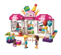 12.34$  Buy now - http://alix9o.shopchina.info/go.php?t=32798302851 - BELA Friends Series Heartlake Party Shop Building Blocks Classic For Girl Kids Model Toys Marvel Compatible Legoe 12.34$ #magazineonlinewebsite