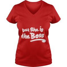Couple-Shes the Boss Long Sleeve Shirts  #gift #ideas #Popular #Everything #Videos #Shop #Animals #pets #Architecture #Art #Cars #motorcycles #Celebrities #DIY #crafts #Design #Education #Entertainment #Food #drink #Gardening #Geek #Hair #beauty #Health #fitness #History #Holidays #events #Home decor #Humor #Illustrations #posters #Kids #parenting #Men #Outdoors #Photography #Products #Quotes #Science #nature #Sports #Tattoos #Technology #Travel #Weddings #Women