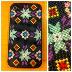 iphone case embroidery