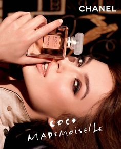 Coco Mademoiselle #Chanel #Fragancia #Beauty #Fragance