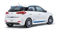 Özel model Hyundai i20 Sport - http://www.webaraba.com/ozel-model-hyundai-i20-sport/