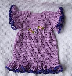 I used a 1.60 mm hook  Tip: Read row 2 of the skirt carefully I goofed this row up the 1st time, on row 1 of the skirt you are increasing on row 2 you are decreasing so read row 2 carefully  The r...