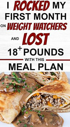 Hot: How I Lost Over 18 Pounds My Month on Weight Watchers – Lifeandhealth.store: This is the exact Weight Watchers meal… Weight Watchers Snacks, Weight Loss Meals, Plats Weight Watchers, Weight Watchers Meal Plans, Weight Watcher Dinners, Losing Weight, Weight Watchers Program, Losing Me, Weight Watcher Breakfast