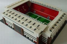 16 Best Lego Stadiums images | Lego, Lego sports, Goodison park