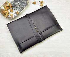 leather macbook sleeve air case macbook case 15 by BeUniqueCCMN