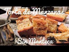 TORTA DE MANZANAS SIN MANTECA + Clafoutis Express! (RECETA TERMINADA!) - YouTube Dessert Recipes, Desserts, Banana Bread, Pie, Sweets, Baking, Youtube, Chefs, Food