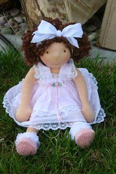 Colorido Waldorf: Mis patrones de muñecas y tutoriales
