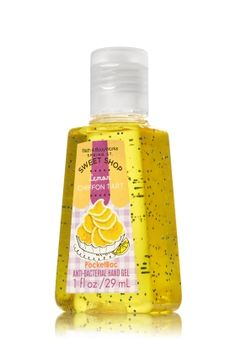 Lemon Chiffon Tart PocketBac Sanitizing Hand Gel - Anti-Bacterial - Bath & Body Works