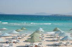 Izmir - The best beaches in Turkey!