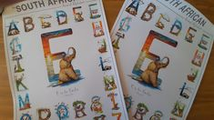 🦁🦏🐒🐊 This original, one-of-a-kind South African Animal Alphabet was lovingly created to celebrate the diversity and uniqueness of South Africa's incredibly special wildlife. The quirky, intricate detail and feel-good spirit of each letter is sure to captivate both young and young-at-heart! #animalalphabet #babynursery www.thehappystrugglingartist.co.za Giraffe, Elephant, Personalized Baby Shower Gifts, Animal Alphabet, Good Spirits, Baboon, Hyena, African Animals, Diversity