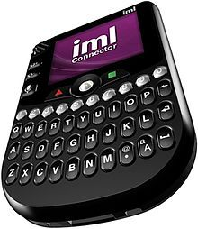 Audience response - Wireless RF keypad with OLED display and advanced functions