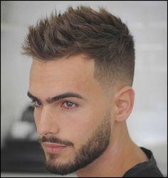 Damen Frisuren Gute Manner Frisuren 2018 Die Besten 25 Undercut ... #Frisuren #HairStyles Die schönsten Männerfrisuren 2018