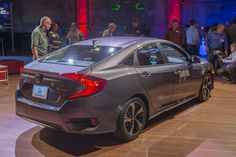 The 10th gen 2016 Honda Civic #Honda #HondaCivic #Civic #2016HondaCivic #2016Civic #SpreenHonda #SpreenHondainLomaLinda #Redlands #InlandEmpire #localhondadealer #Cars #Newcar #automotive